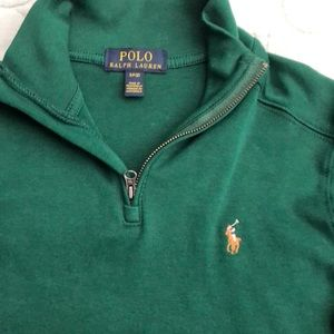 Ralph Lauren Polo Mock-neck pullover